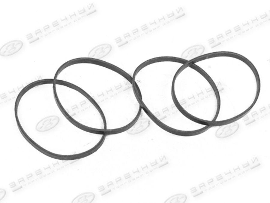 Кольцо уплотнительное гильзы блока цилиндров УАЗ (к-т 4 шт.)