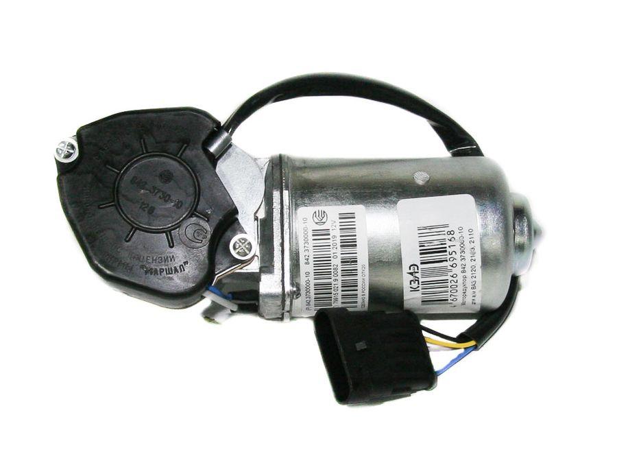 Моторедуктор стеклоочистителя (привод) передний 1118,2170,2123 н/о КЗАЭ ПАО (г.Калуга)