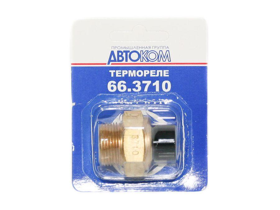 Датчик включения вентилятора ТМ-108 на 2103-07,3110,3302 (92-87) (Автоприбор г.Калуга) с резистором