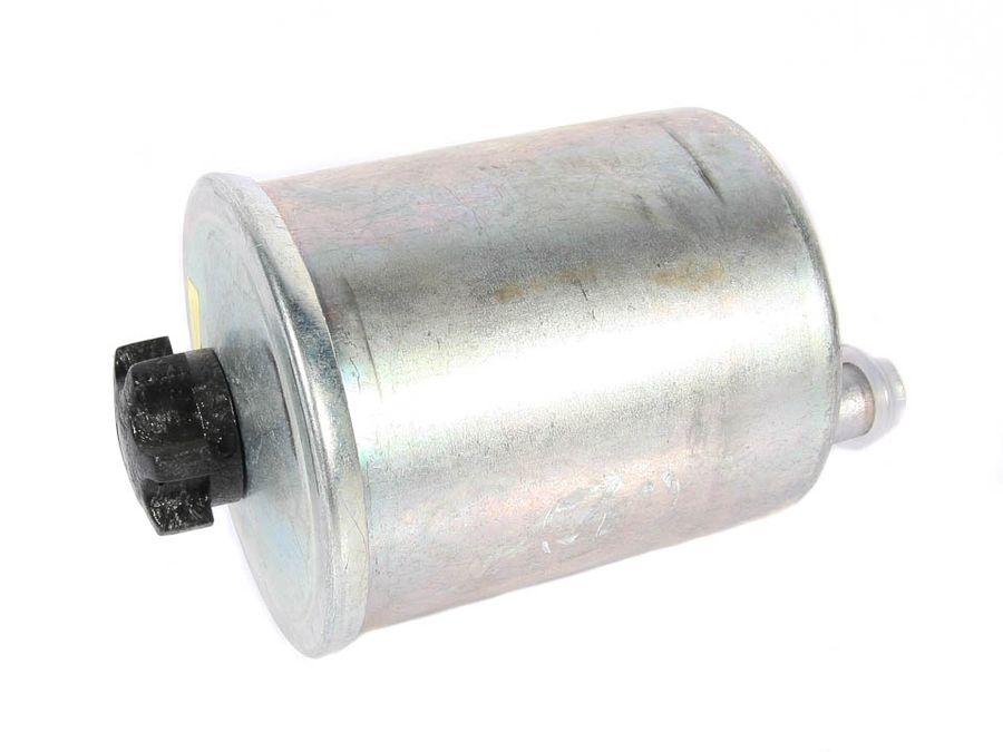 Бачок масляный ГУР 3302,3110,УАЗ (металл) с фильтр.элементом (ОРИГИНАЛ)