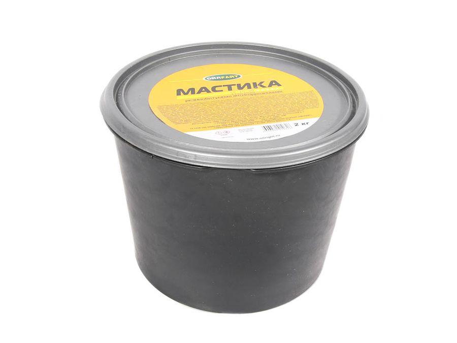 "Мастика резино-битумная (2 кг) ""Oil Right"""