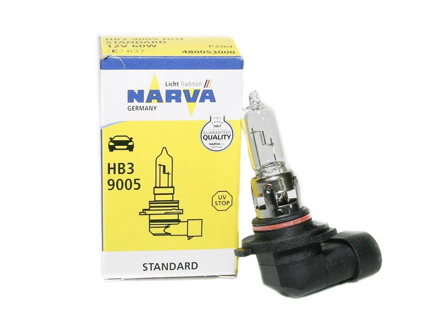 "Лампа галоген HB3/9005 12/65W ""Narva"""