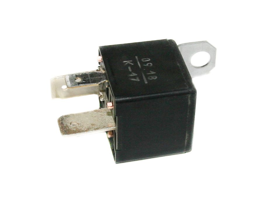 Реле стартера ВАЗ,3110,3302 все типы а/м (50А) АВАР (г.Псков) с кронштейном