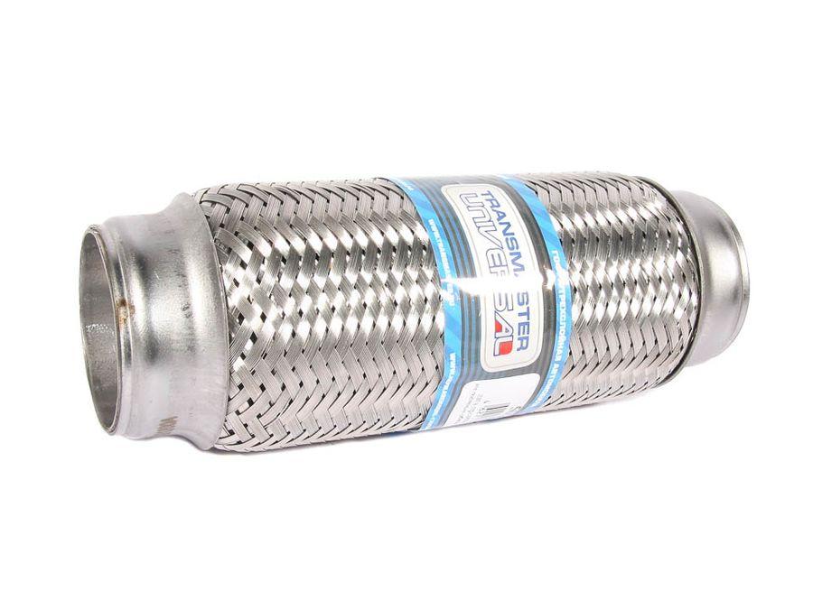 """Гофра приемной трубы d-50  L-200 (трехслойная) компенсационная """"Трансмастер"""""""