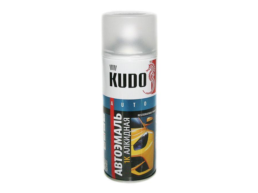 "Краска спрей ""KUDO""№ 107 баклажан (520 мл)"