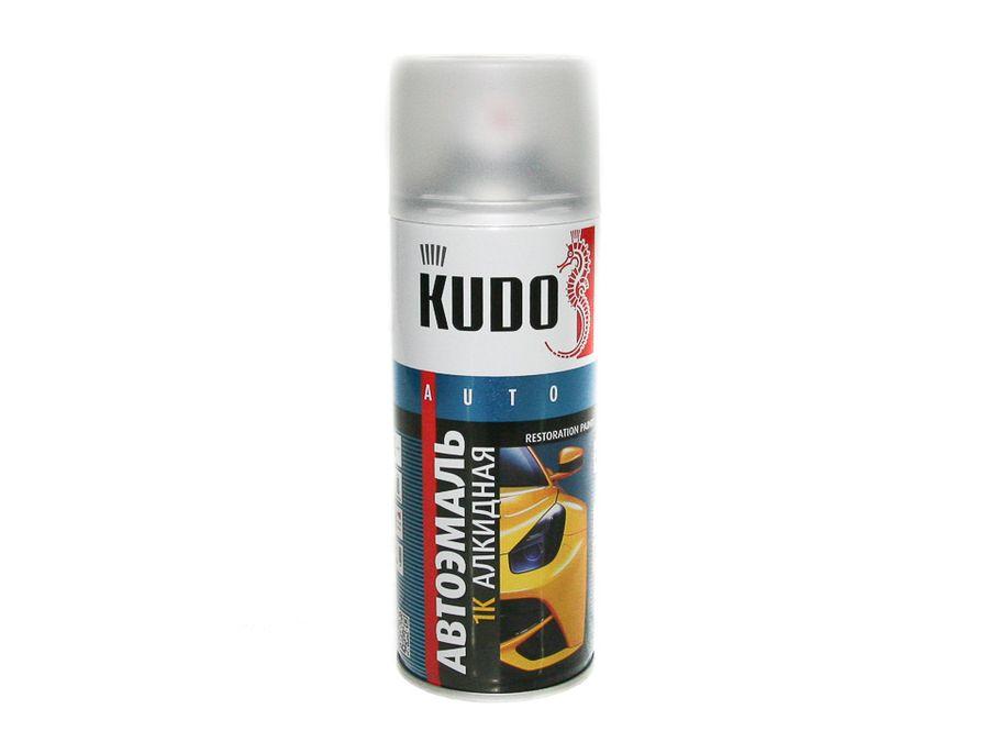 """Краска спрей """"KUDO""""№ 447 синяя полночь  (520 мл)"""